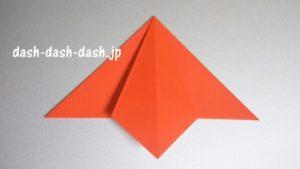 サンタの折り紙(立体)73