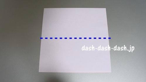 リボンの折り紙の折り方002