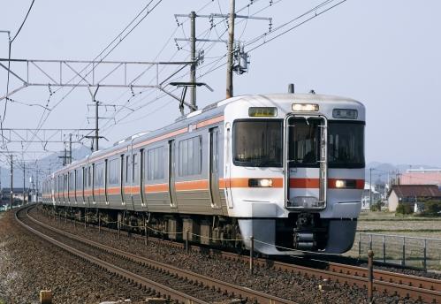 JR東海道本線の列車