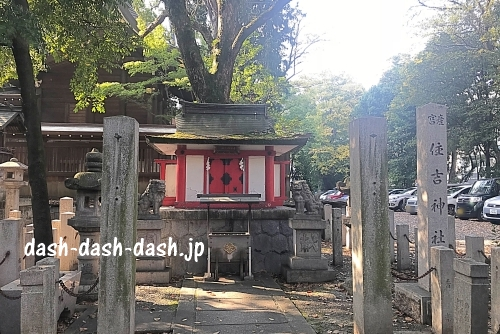 産宮住吉神社(若宮八幡社)