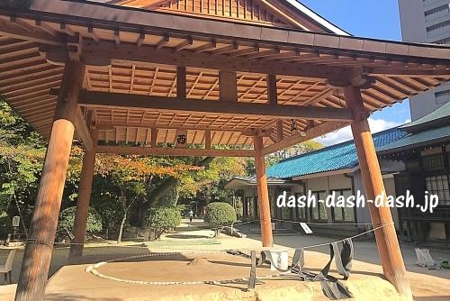 相撲場(福岡住吉神社)