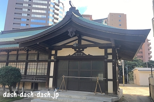 神徳殿(結婚式場・住吉神社)