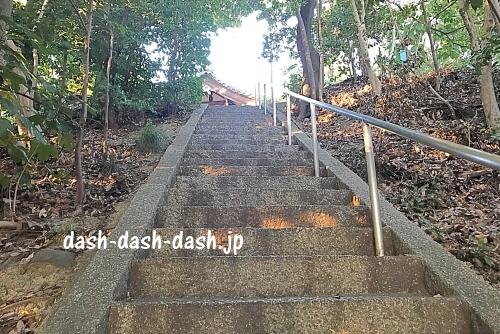 富士社石段(階段)