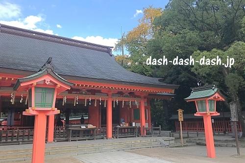 住吉神社(福岡)本殿02