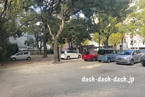 住吉神社東駐車場