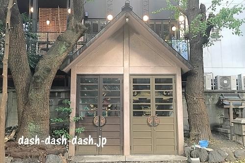 昇龍みこし(朝日神社)