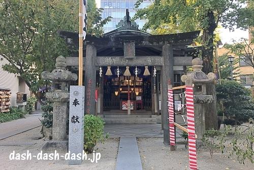 恵比須神社(櫛田神社)01