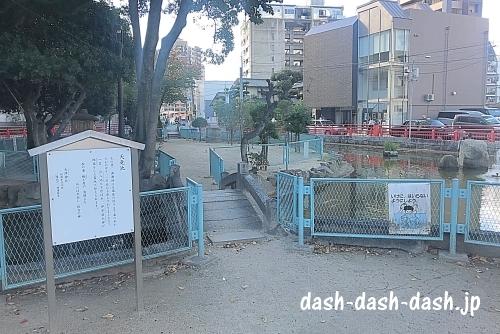 天竜池(天津神社・住吉神社)