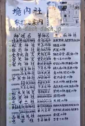 櫛田神社境内社参拝案内01