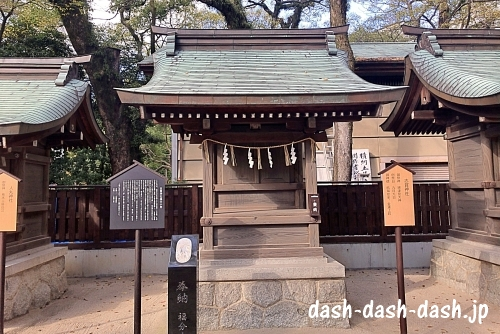 志賀神社(福岡住吉神社摂社・末社)