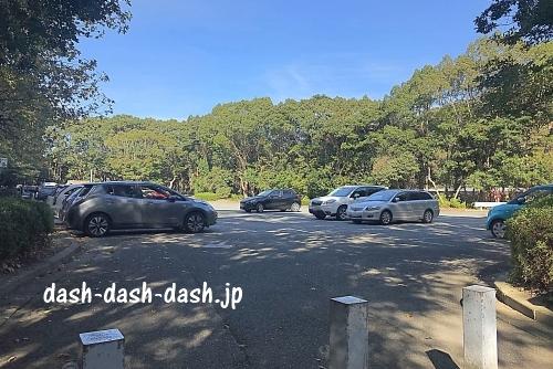 宗像大社第二駐車場