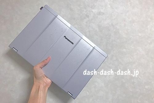 ノートパソコン(レッツノート・Panasonic)01