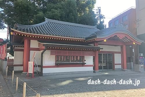 大須観音の自動車祈祷殿01