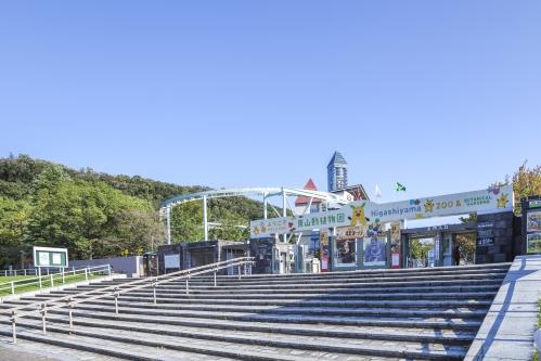 東山動物園正門