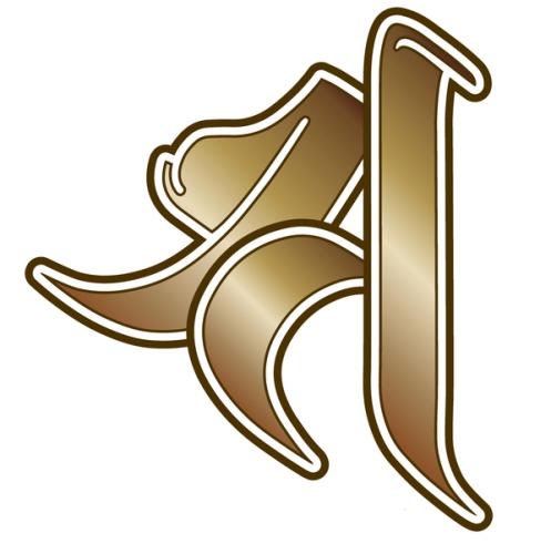 梵字(サンスクリット・種子)観音菩薩(サ・sa)