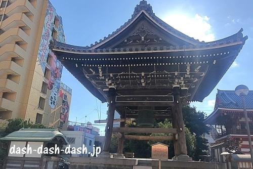 大須観音の鐘楼01