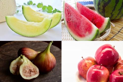 節分の献立(デザート・おやつ)におすすめの果物(夏・秋・冬)