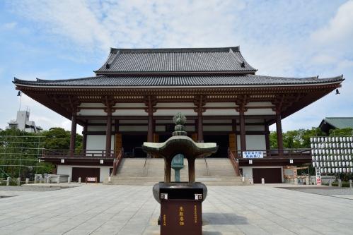 西新井大師大本堂