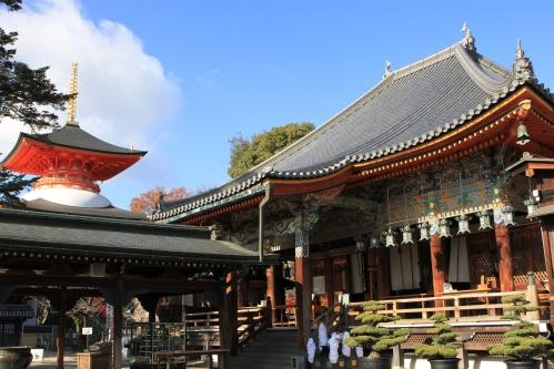 中山寺(宝塚)本堂