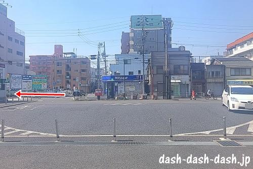 JR大曽根駅南口