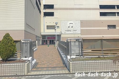 JR大曽根駅(南口)からナゴヤドームの行き方08