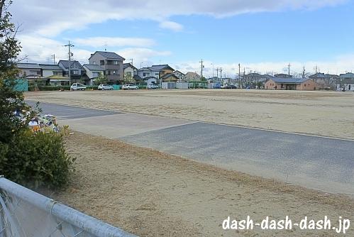 八剱いこいの広場(岩倉桜まつり臨時駐車場)01