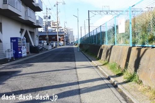 ナゴヤドームからJR大曽根駅(南口)の行き方07