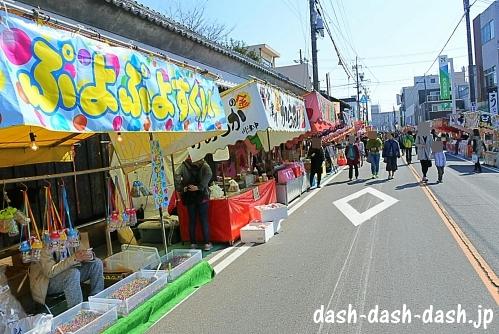 犬山祭の屋台の様子(浅井犬山線)