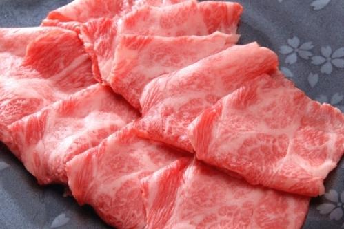 霜降り肉(肩ロース)