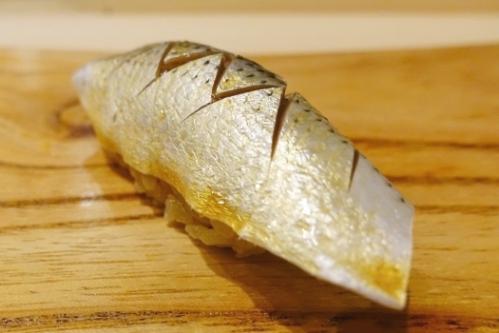 コハダの握り寿司
