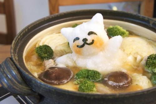 デコ鍋(みぞれ鍋)