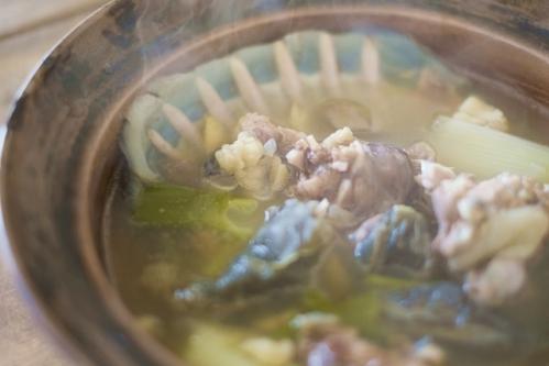 スッポン鍋(すっぽん鍋)