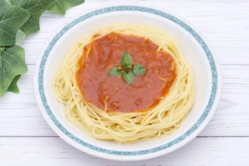 スパゲティ(トマトソース)