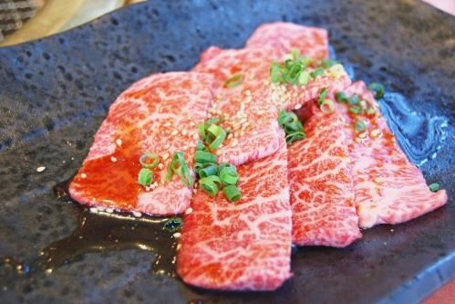 焼肉(牛カルビ)