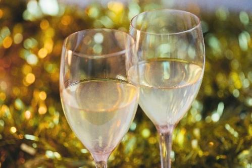 シャンパン(スパークリングワイン)