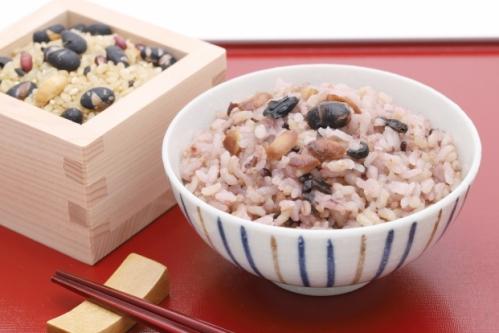 雑穀米(十八穀米)