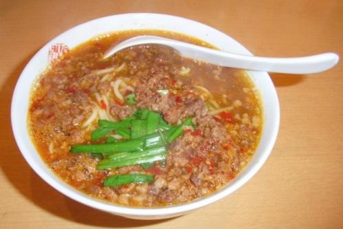 担々麺(タンタンメン)