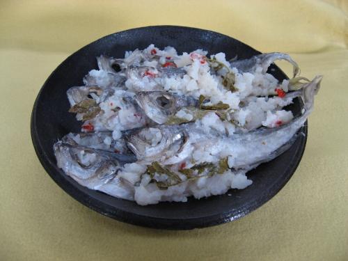 ひねずし(石川県の郷土料理)