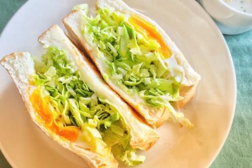 ボリュームサンドイッチ