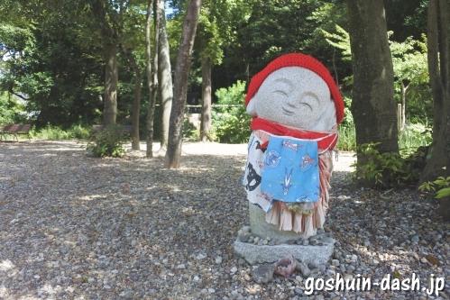 八事山興正寺(名古屋市昭和区)のお地蔵さま