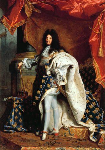 ルイ14世(パブリックドメイン)