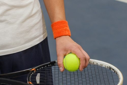 テニス(リストバンド)
