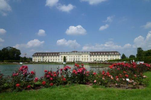 ルートヴィヒスブルク城(ドイツ・シュトゥットガルト)