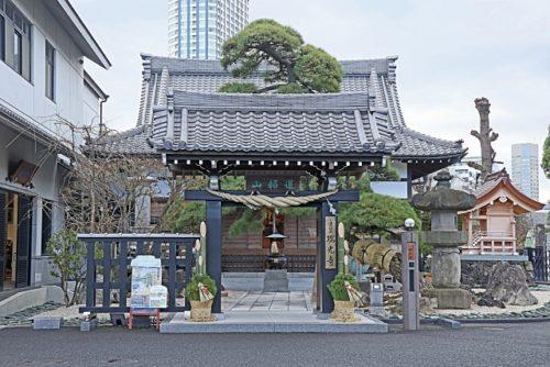 蓮紹山瑞光寺(東京都新宿区)