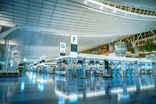 羽田空港 第3ターミナル(旅客ターミナルビル)