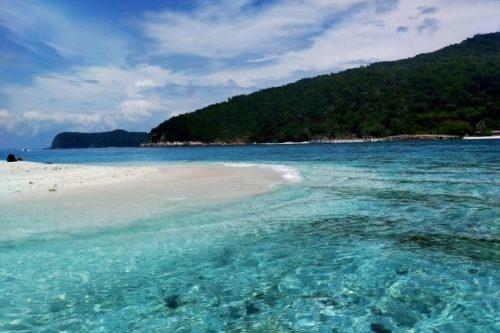 ルダン島(レダン島・マレーシア)