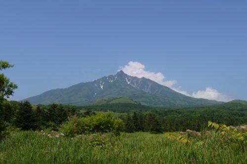 利尻富士(利尻山)