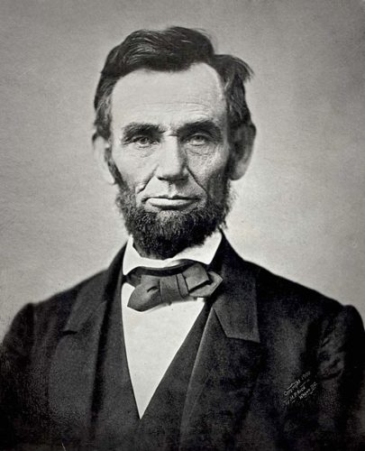 リンカーン大統領(パブリックドメイン|エイブラハム・リンカーン)