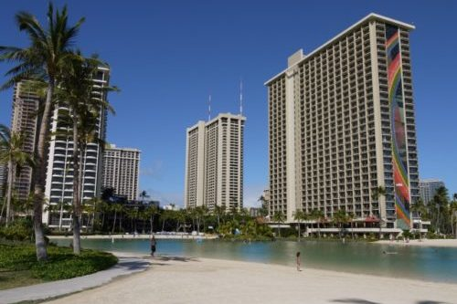 リゾートホテル(ハワイ)