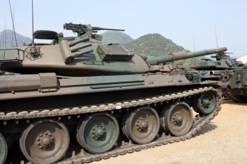 陸上自衛隊(戦車)